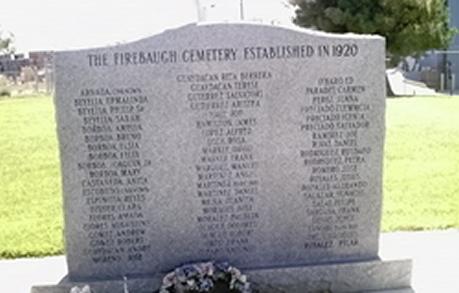 Firebaugh Cemetery